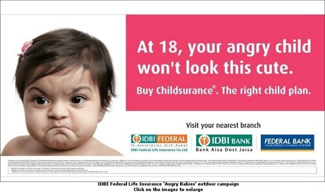 Promotions in the Marketing mix of IDBI