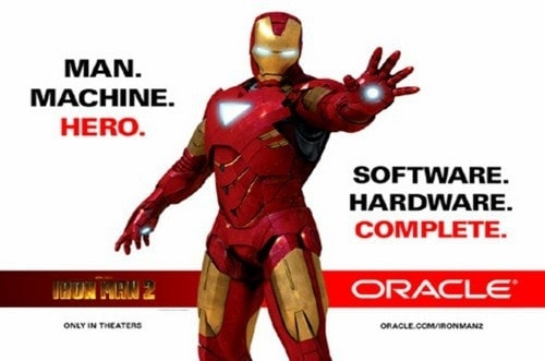 Promotions in the Marketing mix of Oracle
