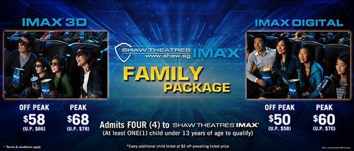 Marketing Mix Of IMAX 2