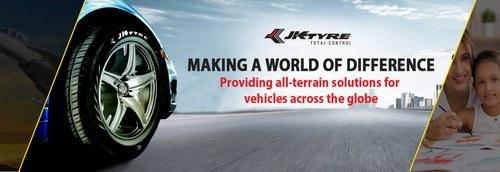 Marketing Mix Of JK Tyres Ltd 2