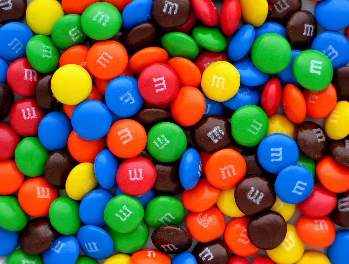 Marketing Mix Of M&M's