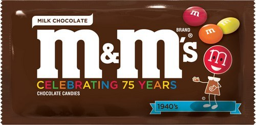 Marketing Mix Of M&M's - 1
