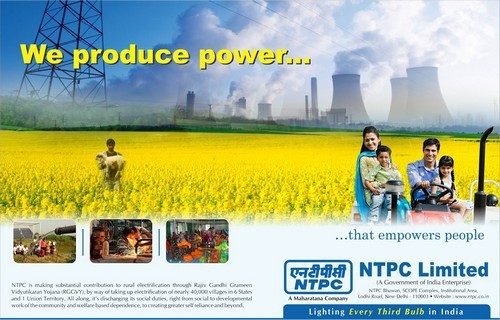 Marketing Mix Of NTPC 2