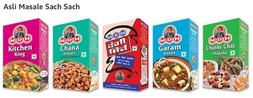 Marketing Mix Of MDH Masala 2