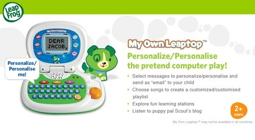 Marketing Mix Of Leapfrog 2