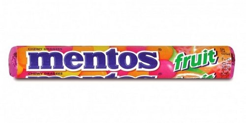 Marketing Mix Of Mentos