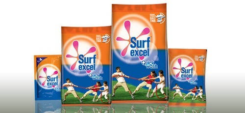 Marketing Mix Of Surf Excel