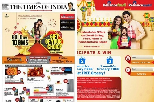 Marketing Mix Of Reliance Fresh 2