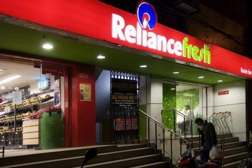 Marketing Mix Of Reliance Fresh