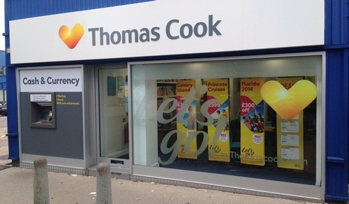 Marketing Mix Of Thomas Cook 2
