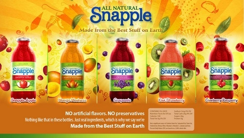 Marketing Mix Of Snapple 2