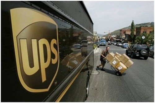 Marketing Strategy of UPS - 1