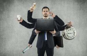 managing multiple businesses - 1