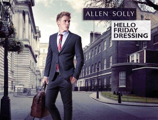 SWOT analysis of Allen Solly - 2