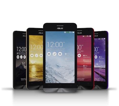 Samsung competitors Asus
