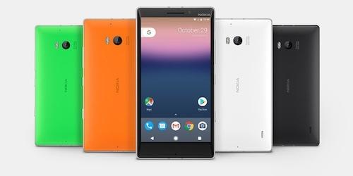 Samsung competitors Nokia