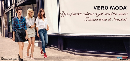 Marketing Mix of VERO MODA 2