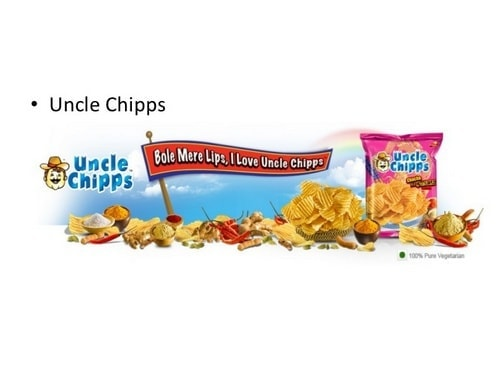 Marketing Mix of Uncle Chipps 2