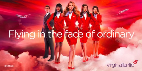 Marketing Mix of Virgin Atlantic 2