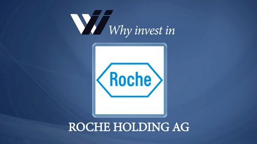 2. Roche Holding AG - $50 billion