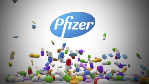 1. Pfizer Inc - $51.75 Billion - Number 1 Pharma Company