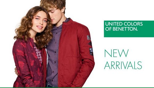 Marketing Mix of UCB - United Colors of Benetton 2