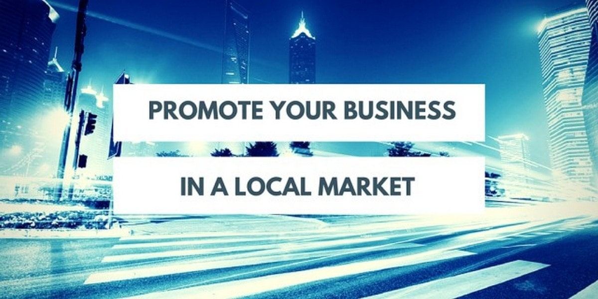 Five Simple Ways to Market Your Local Business