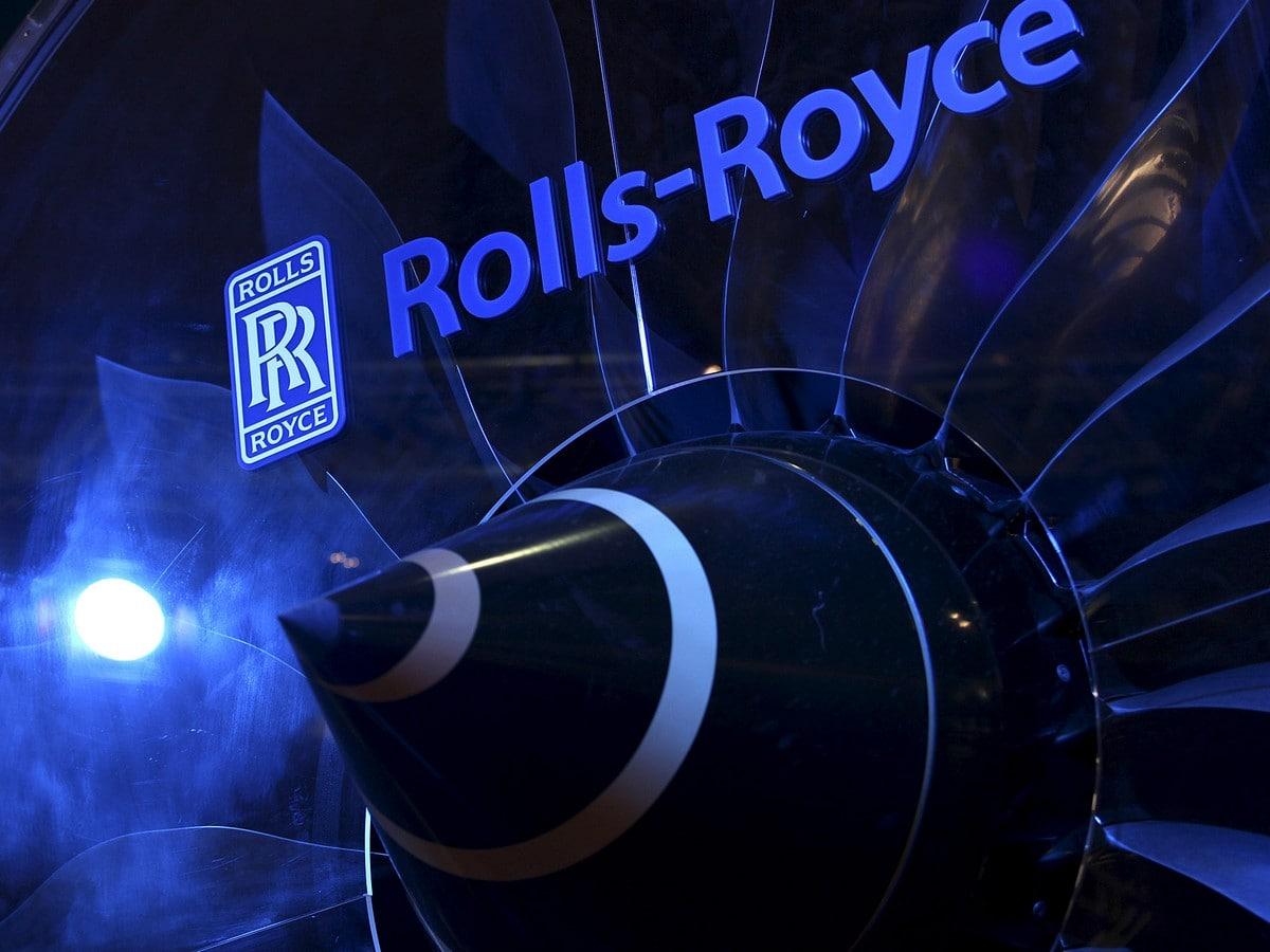 Rolls Royce Aerospace & Defence