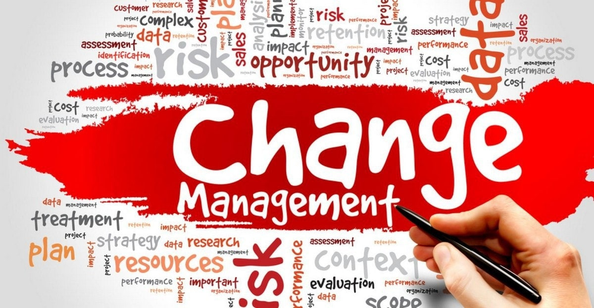 Change Management – The 4 Stages of Change