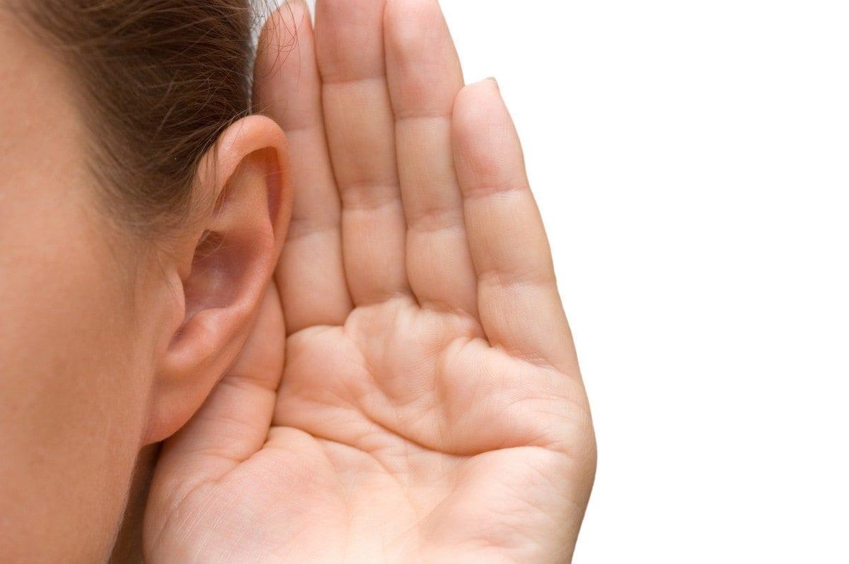 Good listener - 2