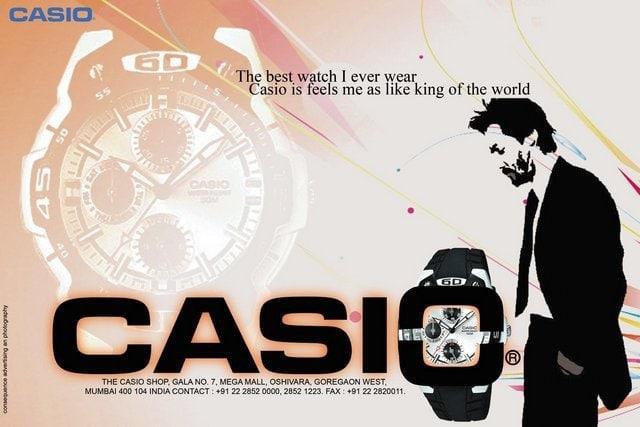 Marketing Strategy of Casio - 1