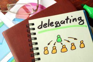 NOT Delegate 1