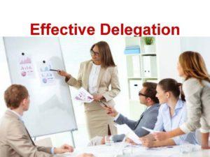 Implement Delegation 1