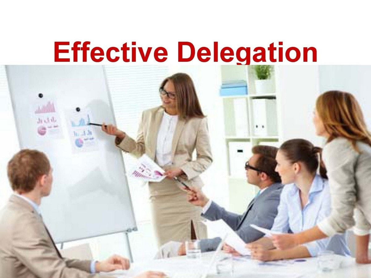 Implement Delegation 1