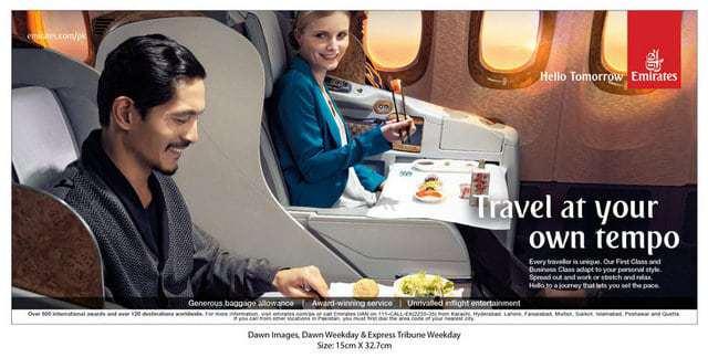 Marketing Strategy of Emirates - 2