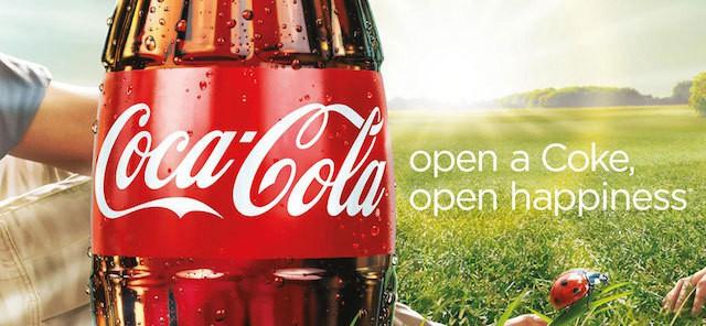Premium positioning - Coca cola