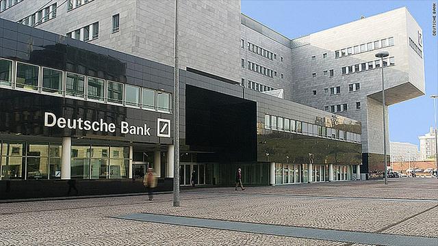 SWOT Analysis of Deutsche Bank - 2