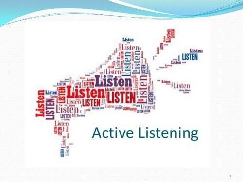 Active Listening - 1