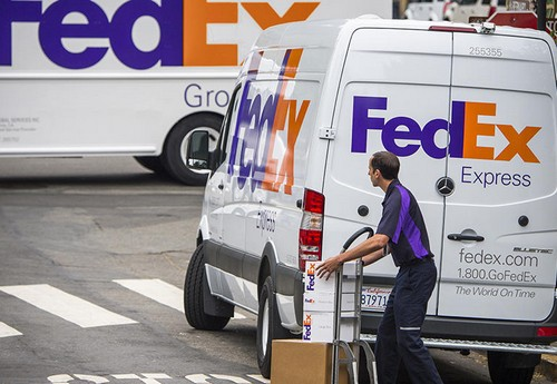Marketing Strategy of FedEx - 1