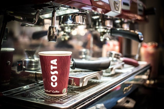 SWOT analysis of Costa Coffee - 1