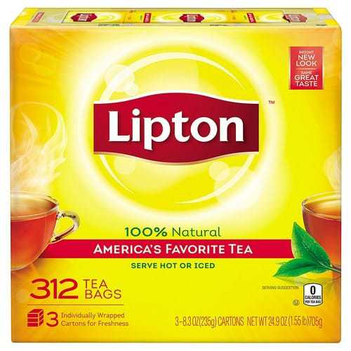brand analysis imc analysis on lipton Snapple: integrated marketing communication and tweeter to maximize the brand's potential industry analysis tea brands like lipton.