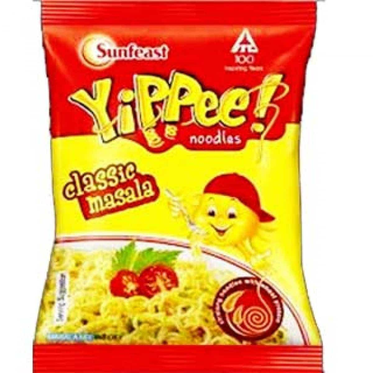 SWOT analysis of Yippee Noodles - 2