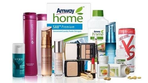 Marketing Strategy of Amway - 1