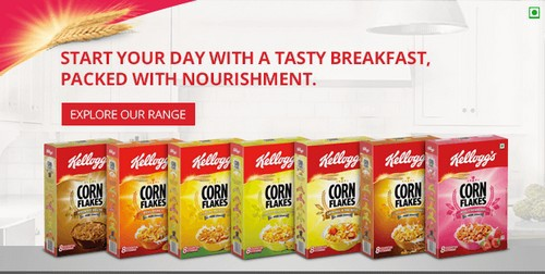 Marketing Strategy of Kellogg's - 2