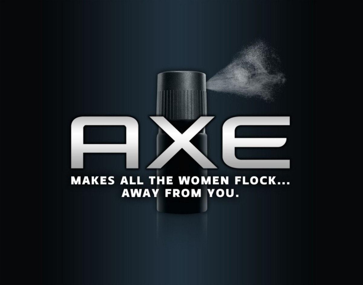 Marketing Strategy of Axe - 3