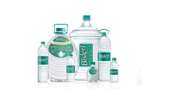 bottled water marketing mix