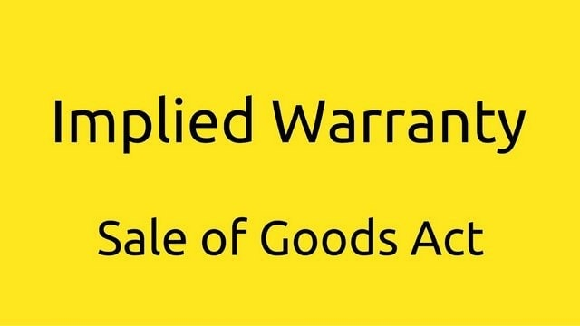 Meaning And Types Of Warranty 1