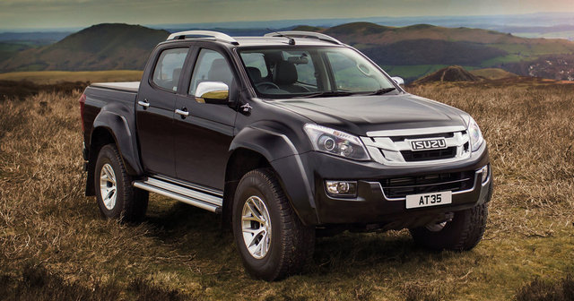 SWOT analysis of Isuzu 2