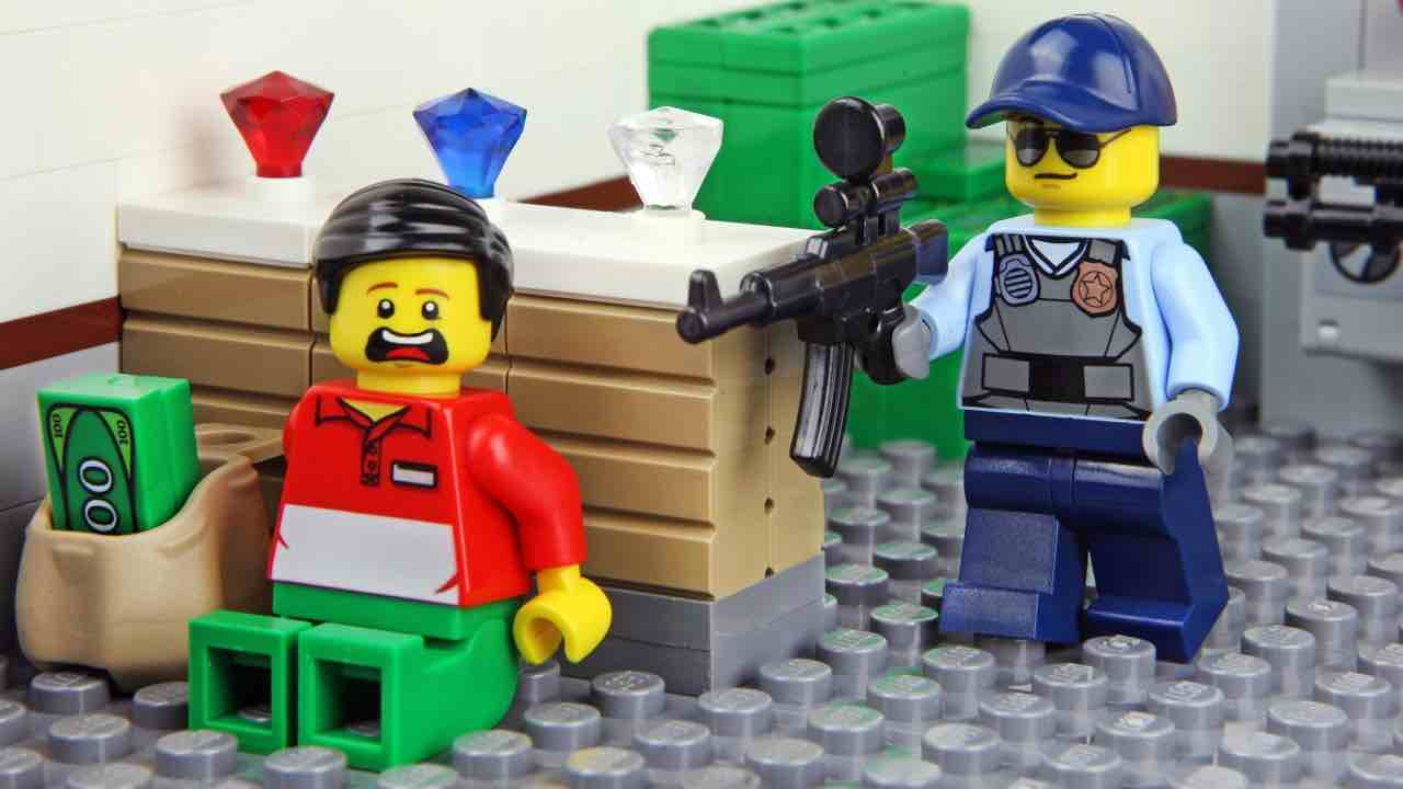 SWOT analysis of Lego