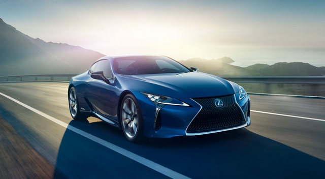 SWOT analysis of Lexus 2
